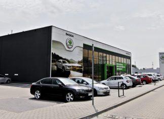 Sprzedaż nowych aut w Polsce w latach 1992-2017