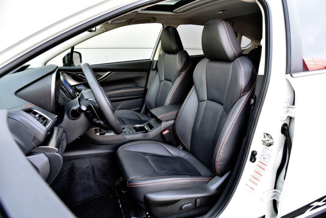 Subaru XV - fotel kierowcy
