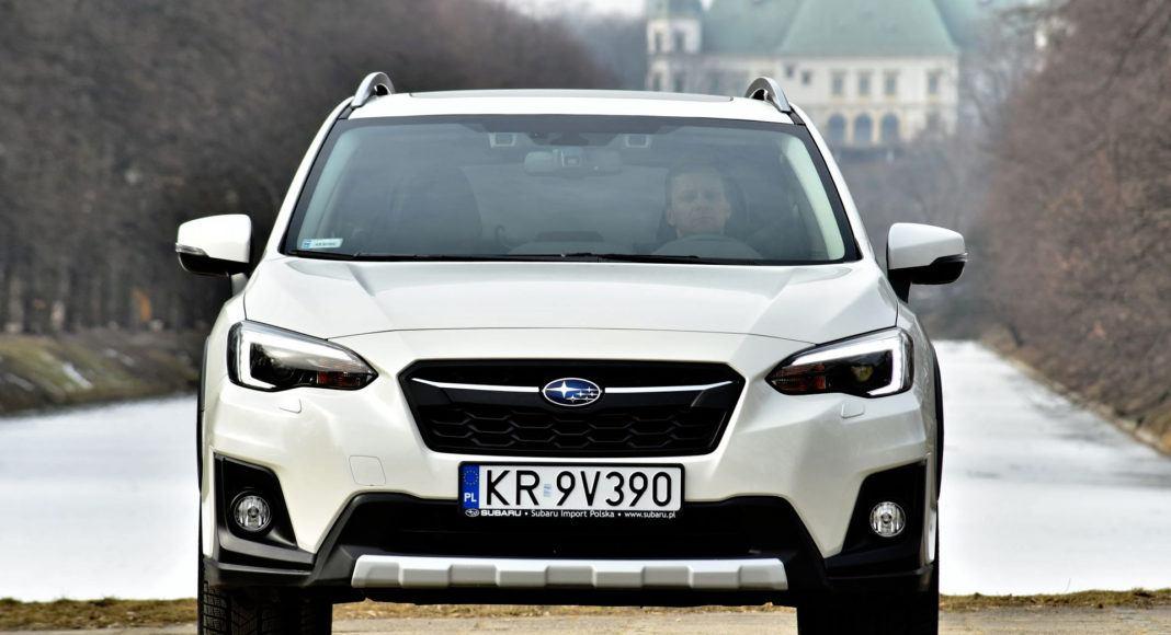 Subaru XV - przód