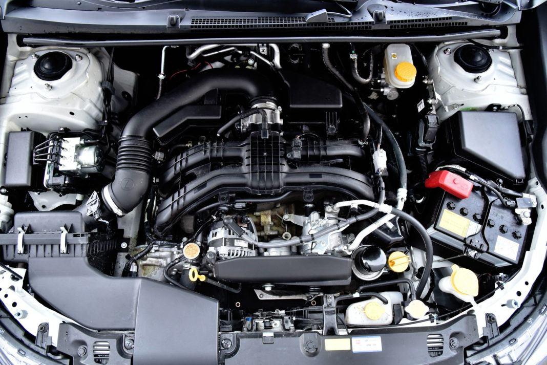 Subaru XV - silnik