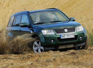 Używane Suzuki Grand Vitara II (2005-2014) – opinie, dane techniczne, usterki