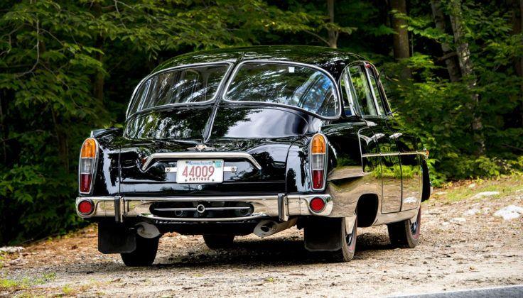 Tatra T603 - tył