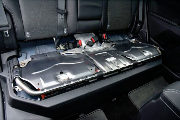 Toyota Auris Hybrid - akumulatory