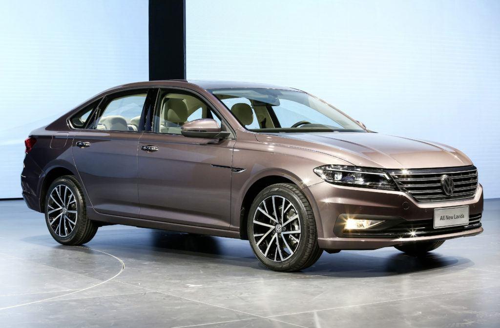 Volkswagen Lavida (rynek chiński)