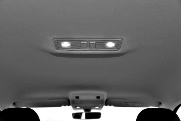 Volkswagen Polo - lampki