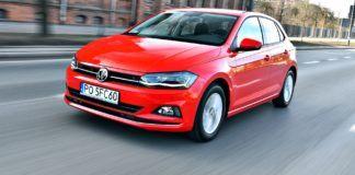 Volkswagen Polo - otwierające