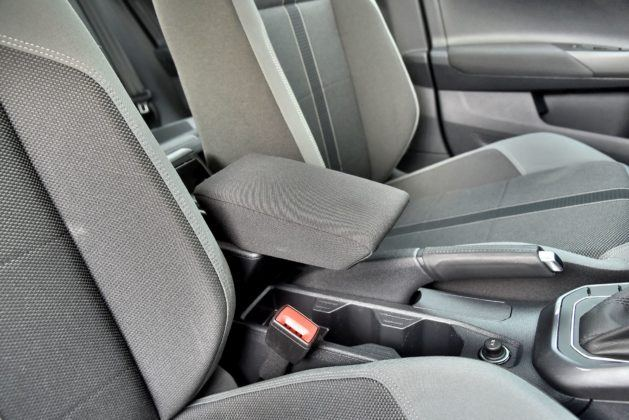 Volkswagen Polo - podłokietnik
