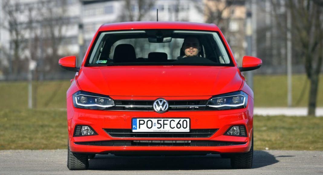 Volkswagen Polo - przód