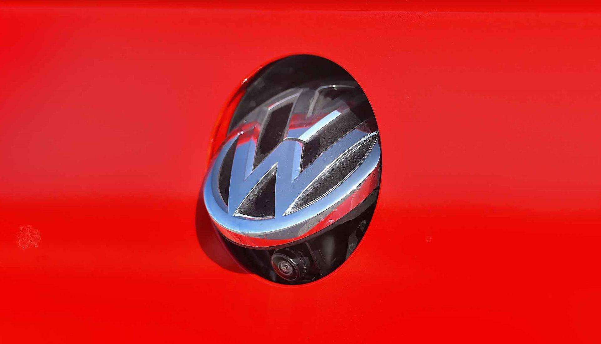 Volkswagen Polo - zamek