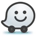 Waze - logo