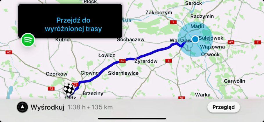 Waze - screenshot