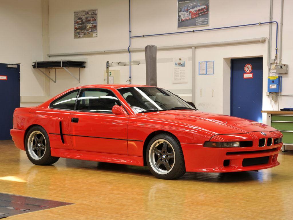 Prototypowe BMW M8 (1990)