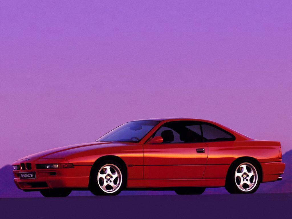 BMW 850CSi (1992)