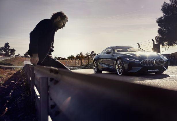 BMW serii 8 Concept (2017)