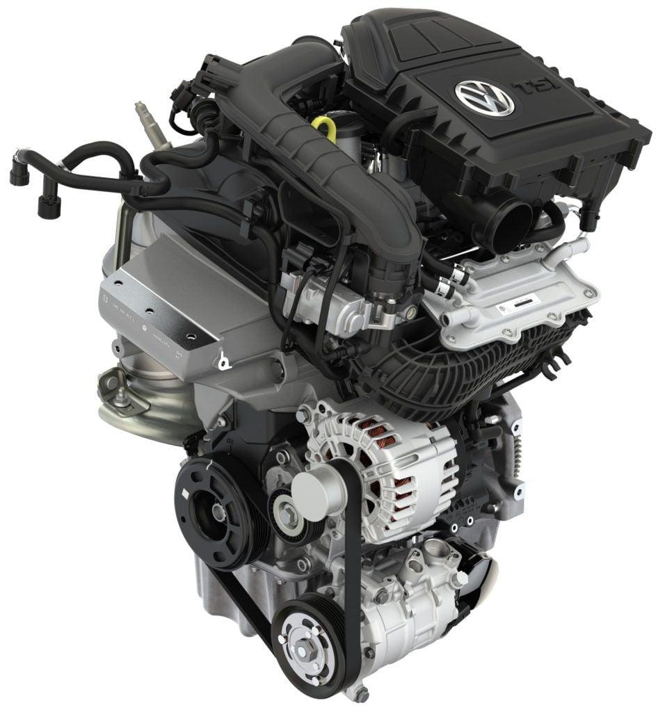 Silnik 1.0 TSI EA211