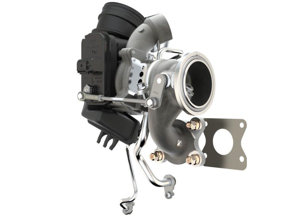 1.0 TSI - turbosprężarka