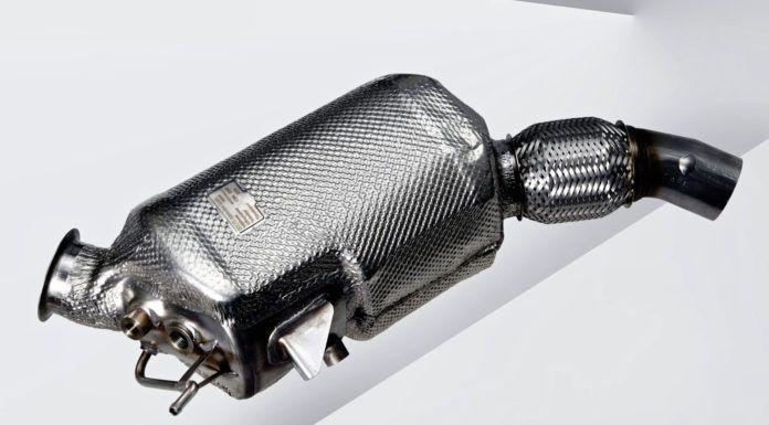 Filtr DPF (diesel)