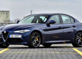 Alfa Romeo Giulia - dane techniczne