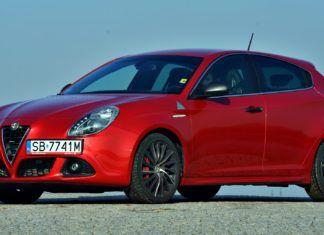 Alfa Romeo Giulietta - dane techniczne