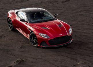 Aston Martin DBS Superleggera, czyli 725 KM i 340 km/h