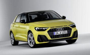 Audi A1 Sportback - otwierające