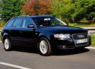 Używane Audi A4 B7 (2004-2008) – OPINIE