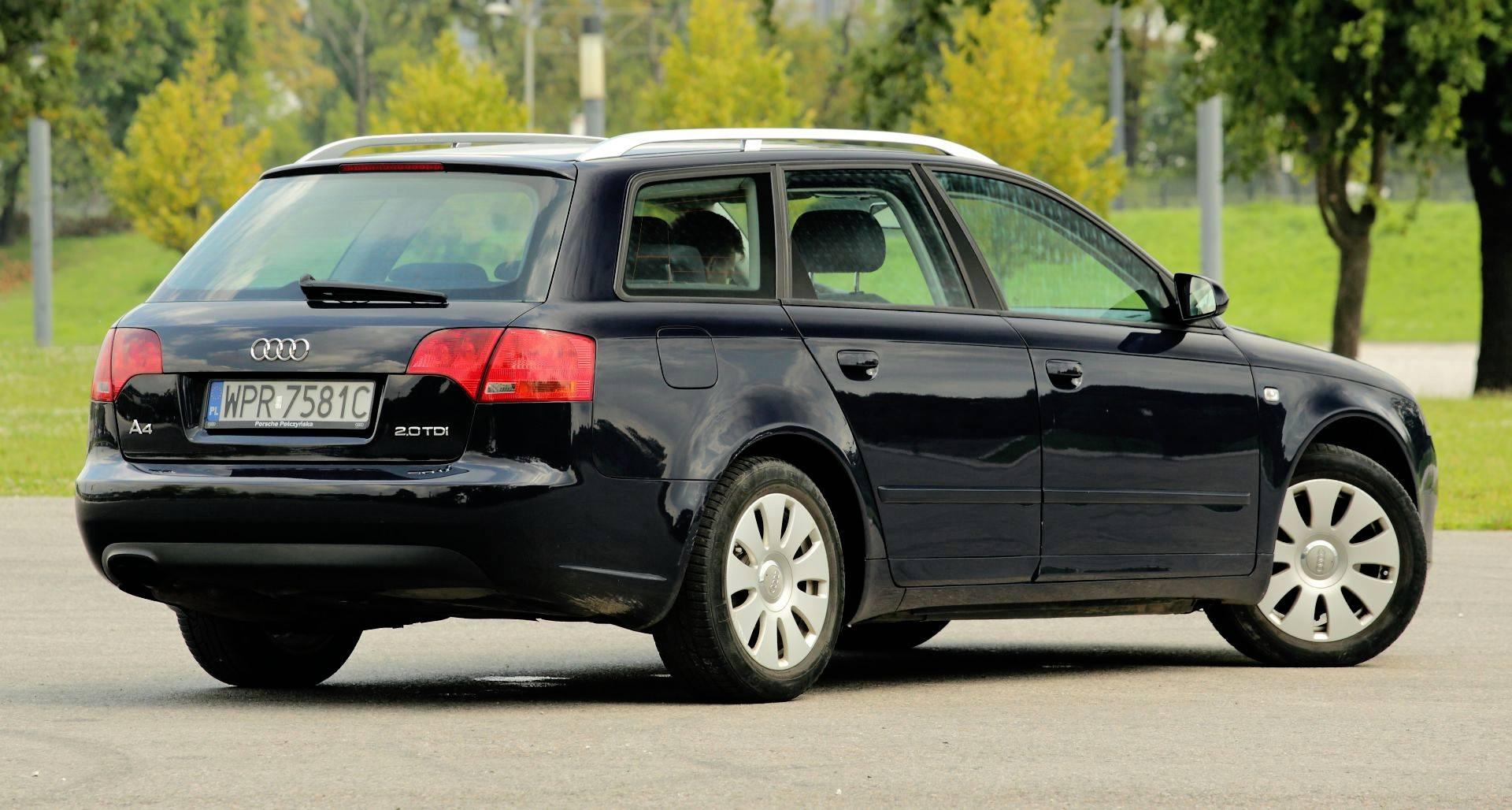 Niesamowite Używane Audi A4 B7 (2004-2008) – OPINIE CD17