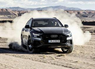 Nowe Audi Q8 - pierwsza jazda