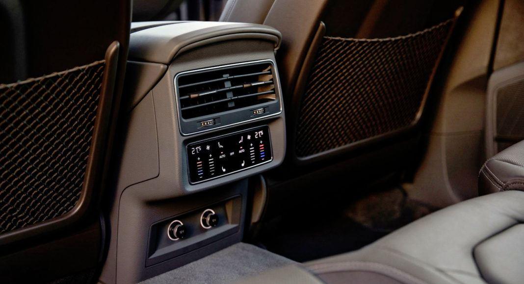 Audi Q8 - nawiewy
