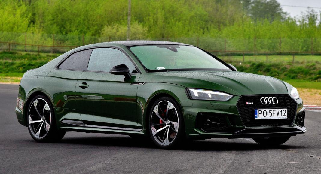 Audi RS 5 - przód