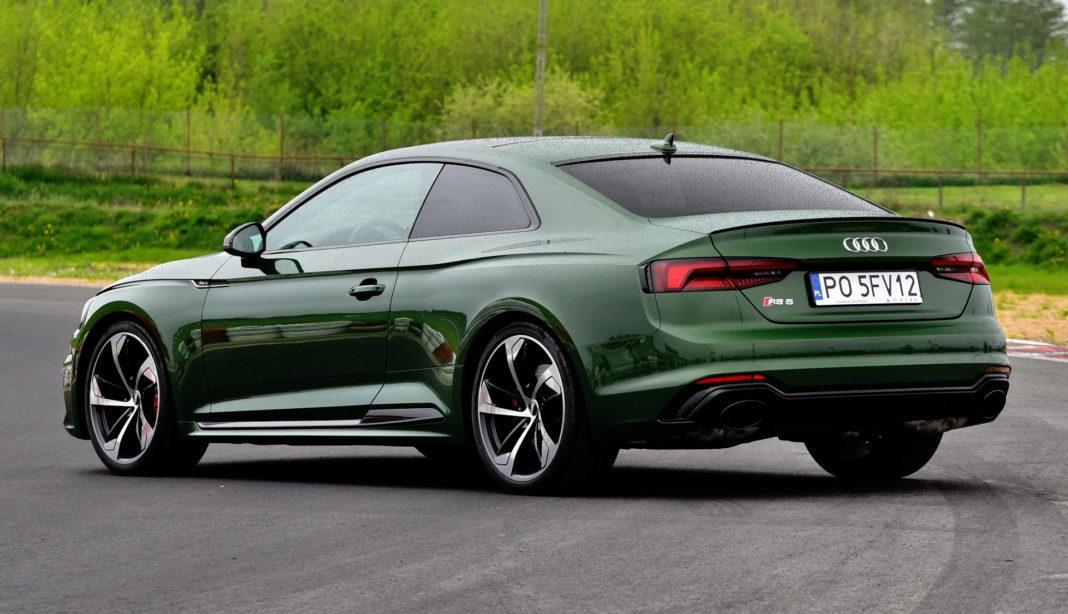 Audi RS 5 - tył