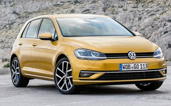 Auta kompaktowe - Volkswagen Golf