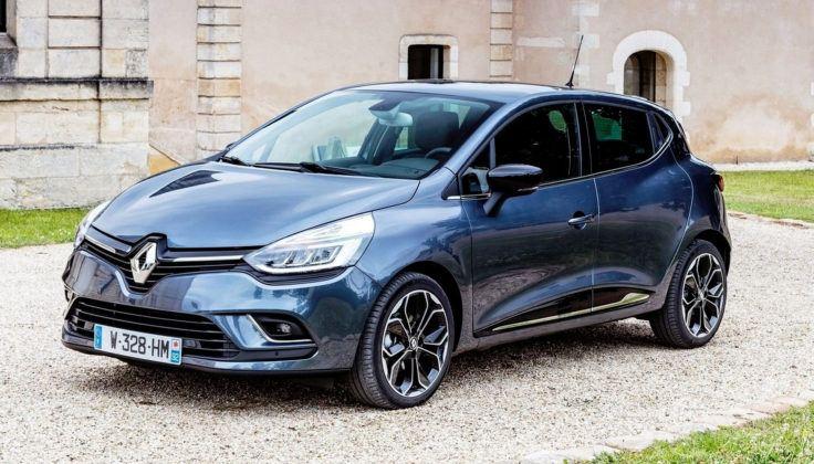 Auta miejskie - Renault Clio