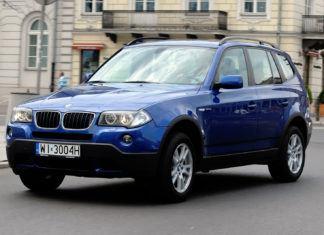 Używane BMW X3 E83 (2003-2010) – opinie, zalety, wady i usterki