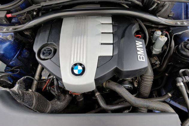 BMW X3 E83 - silnik