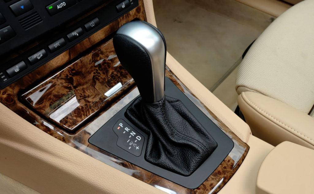 BMW X3 E83 - skrzynia biegów