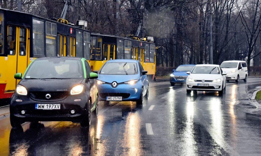 Samochody elektryczne - zasięg