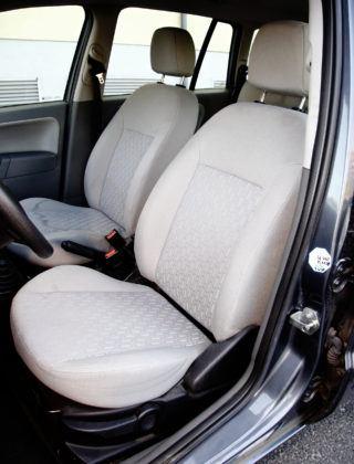 Używany Ford Fusion - wnętrze i fotele