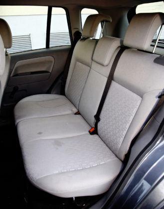 Używany Ford Fusion - kanapa