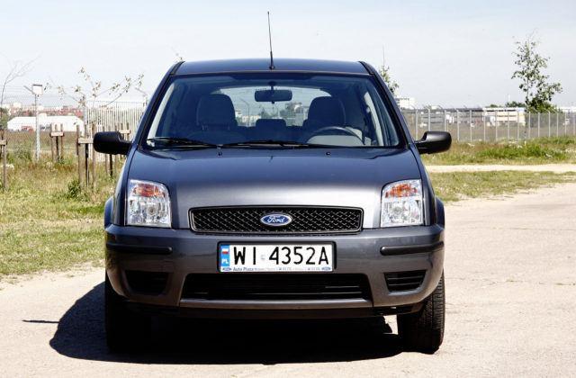Używany Ford Fusion - przód