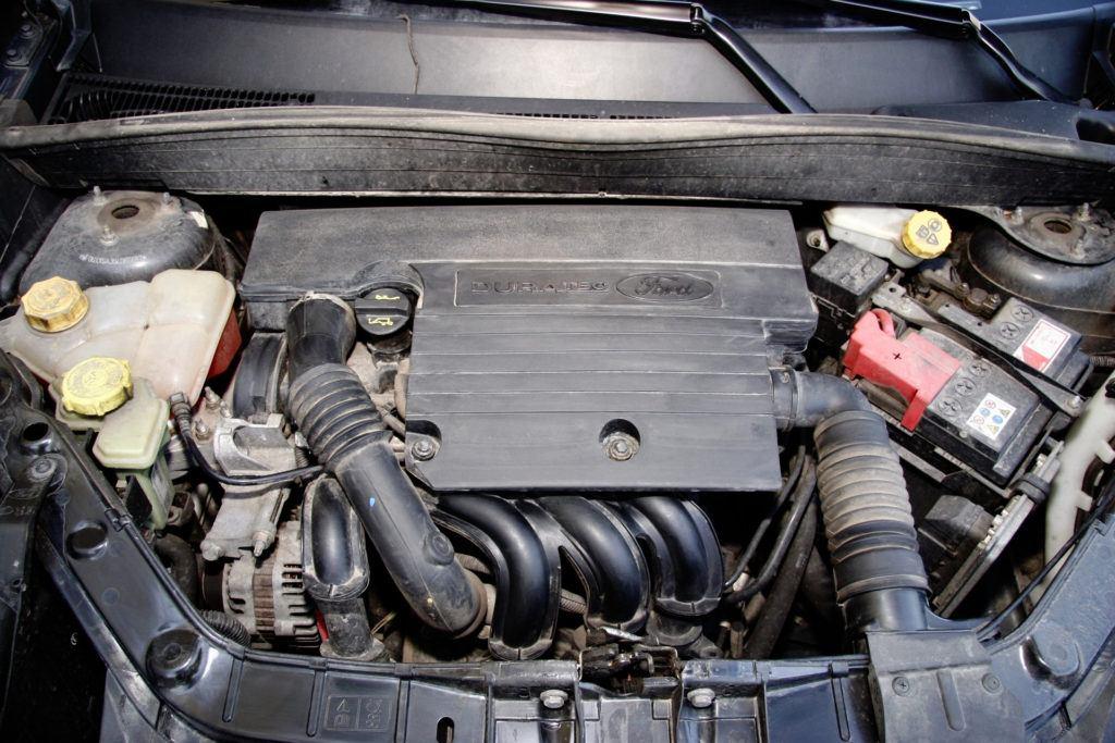 Ford Fusion - silnik
