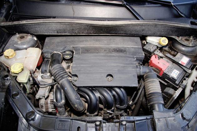 Używany Ford Fusion - silnik benzynowy