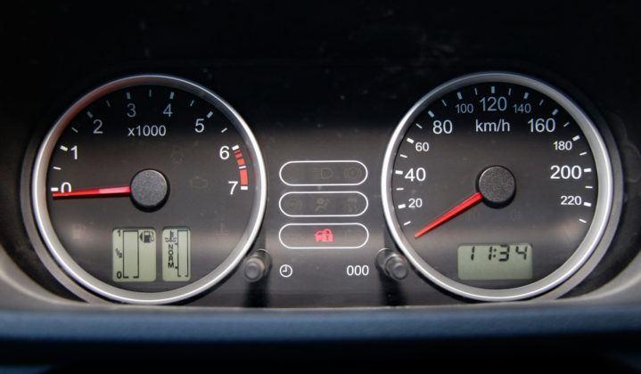 Używany Ford Fusion - wskaźniki