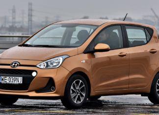 Hyundai i10 - dane techniczne