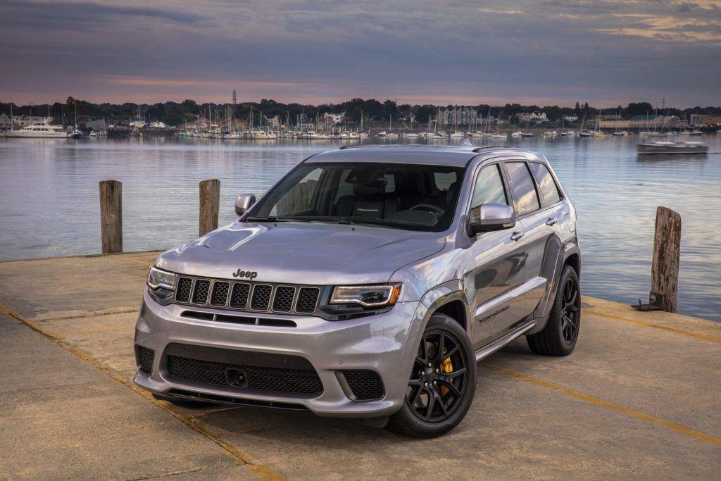 Jeep Grand Cherokee (2018)
