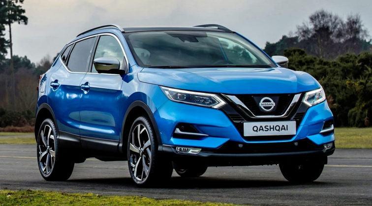 Kompaktowe SUVy i crossovery - Nissan Qashqai