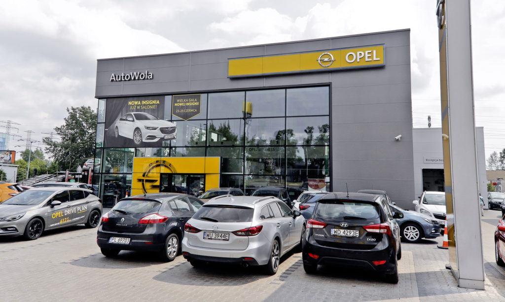 Liczba aut nowych i używanych na 1000 mieszkańców - salon