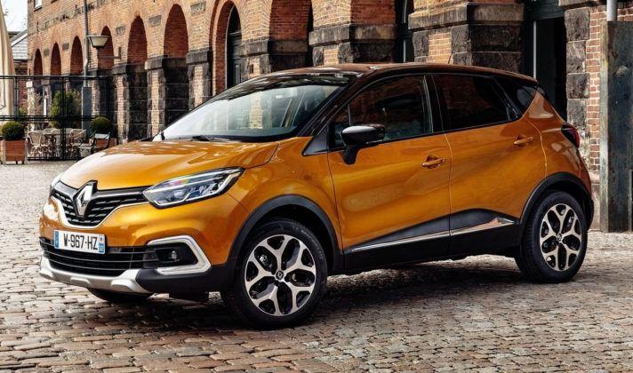 Miejskie SUVy i crossovery - Renault Captur