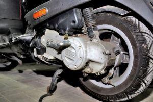 Motocykle kat. B - sprawdzenie napędu