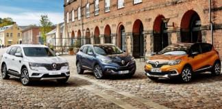 Najchętniej kupowane auta w Europie (2017 r., segmenty) - otwierające